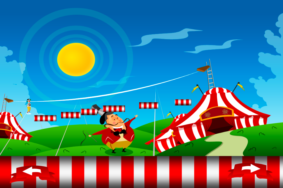 Screenshot iCircus Extravaganza Game HD