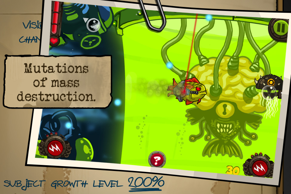 Play zombie fish tank game online zombie fish tank for Fish tank game