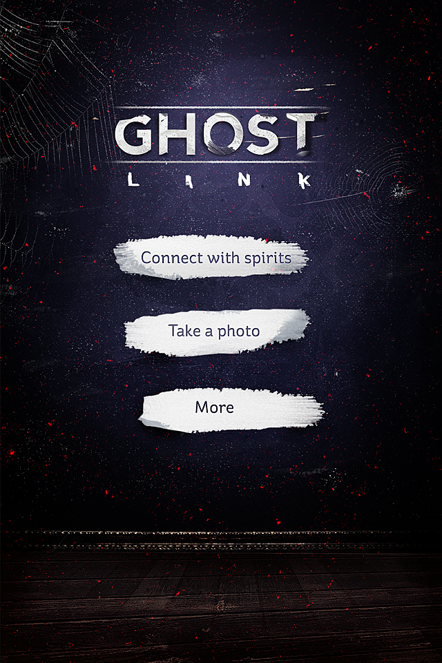 Screenshot Ghost Link – Connect & See Spirits