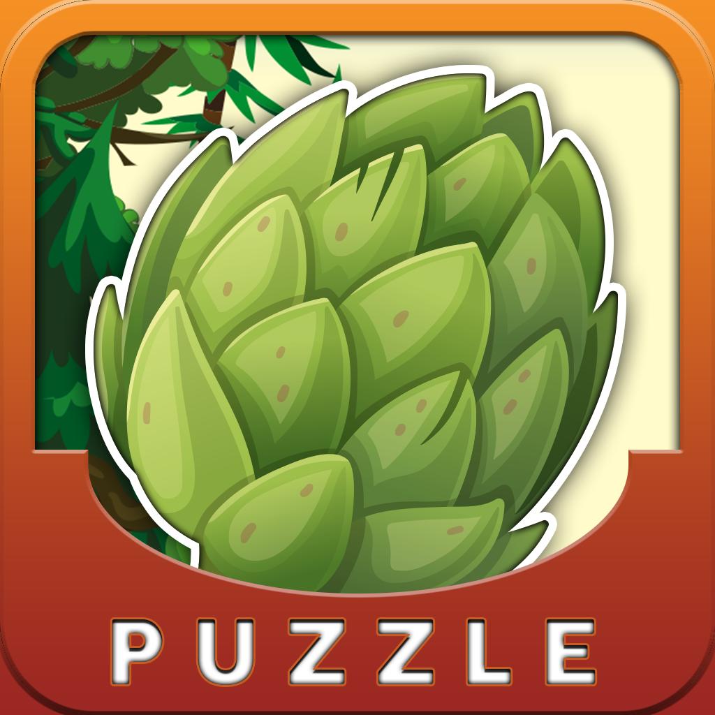 Ace Veggie Patch Match - Brain Game of Skill